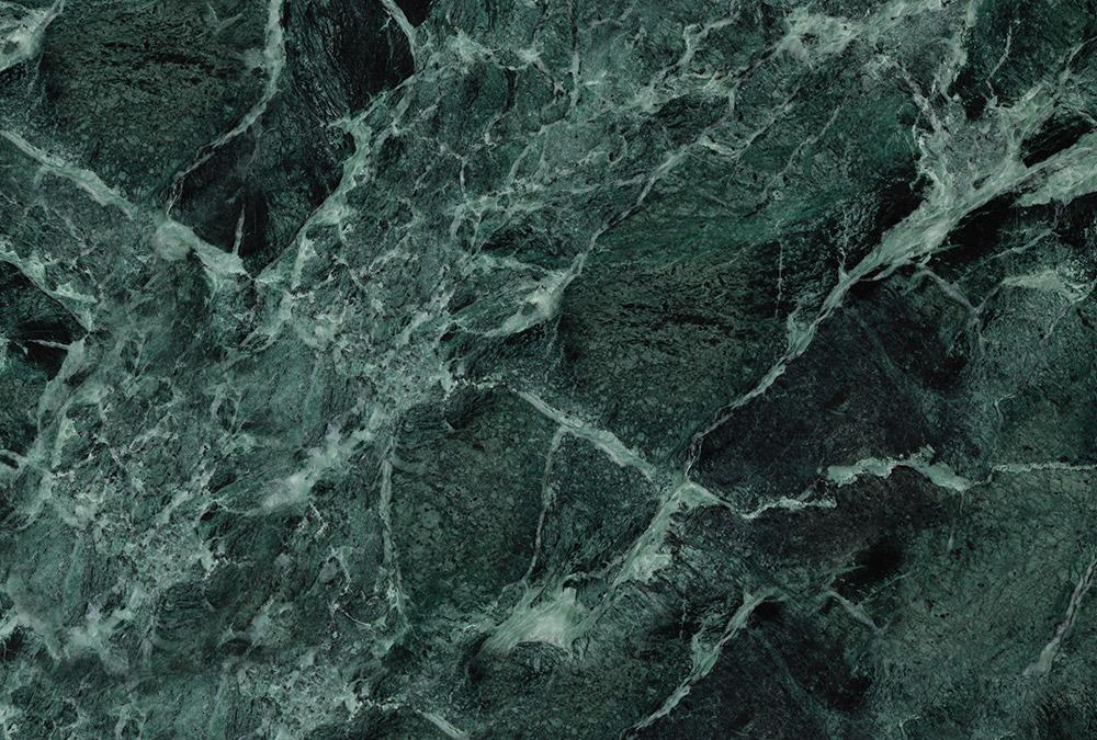 Wand Green Marble