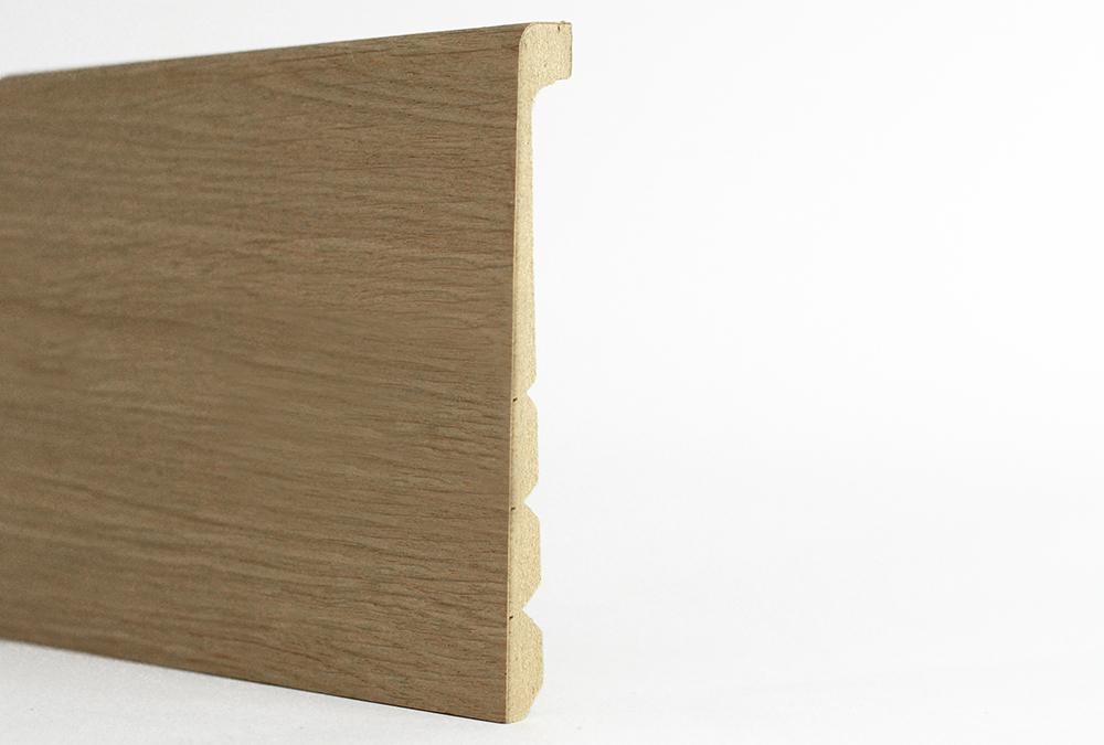 Cover skirting veneer