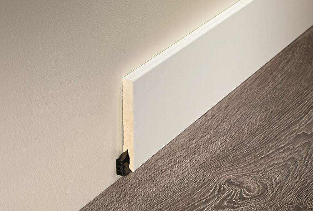 Decor skirting (straight model)