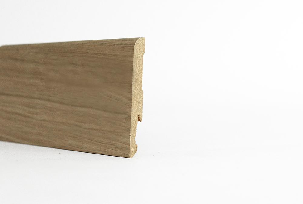 skirting 14 x 80 veneer - fix & clic